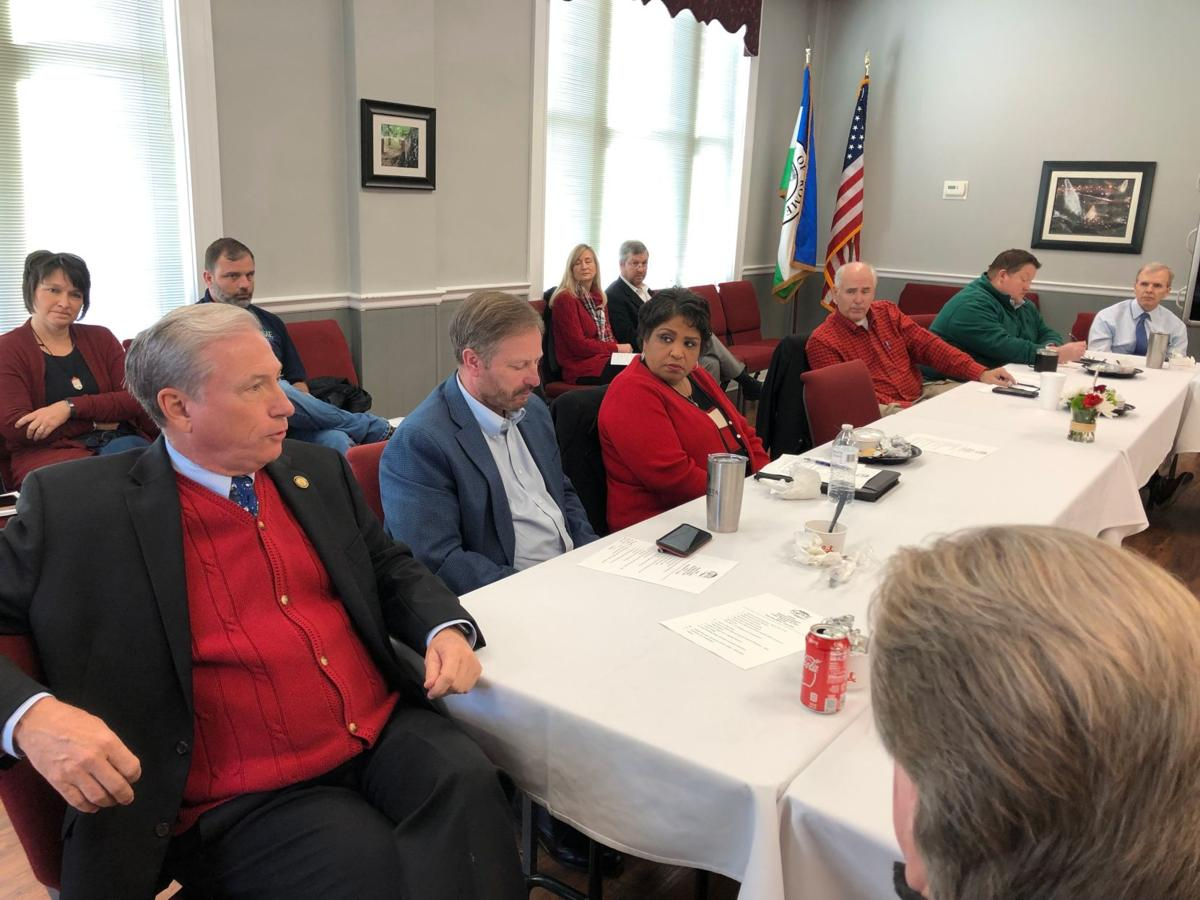 Hometown Connection brings lawmakers to Rome