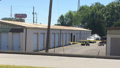 BREAKING: Decomposed body found in Red Bud Road storage unit