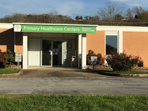 Primary Health Care clinic in Rossville