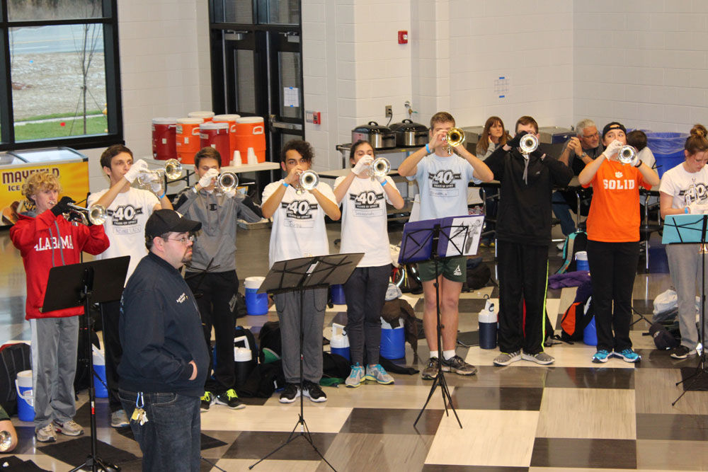 Spirit of Atlanta Drum and Bugle Corps tryouts held