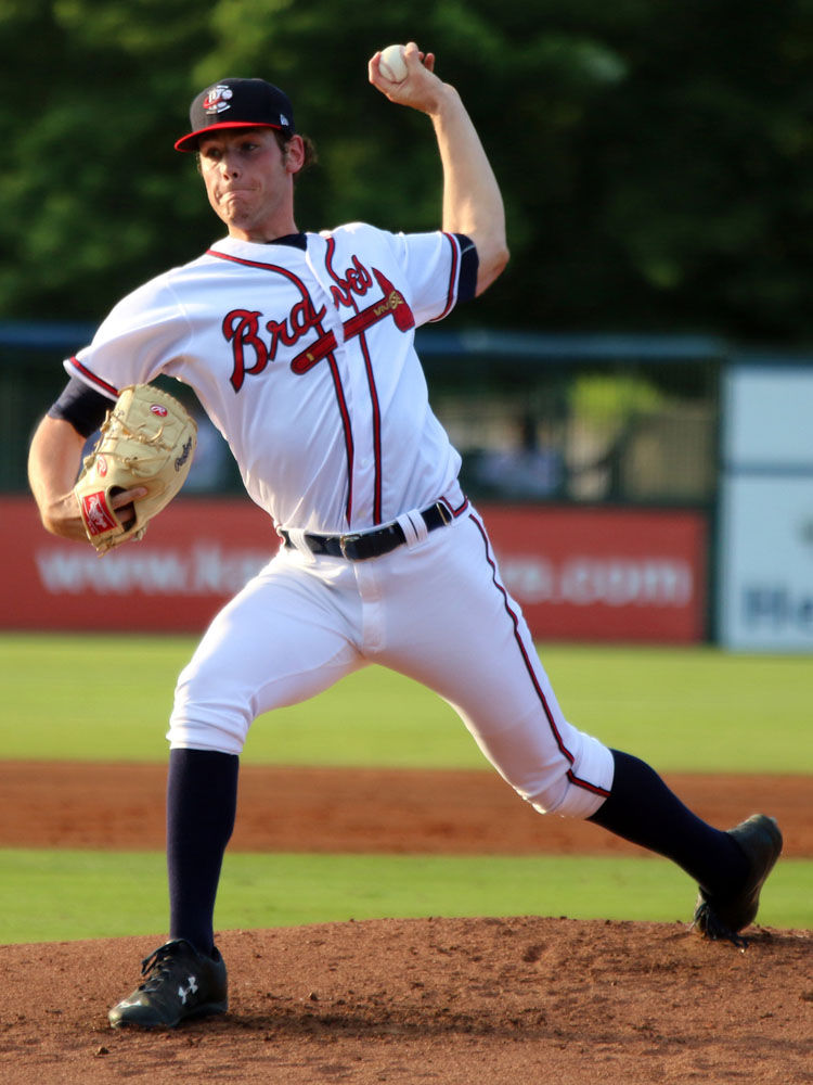 Rome Braves Joey Wentz