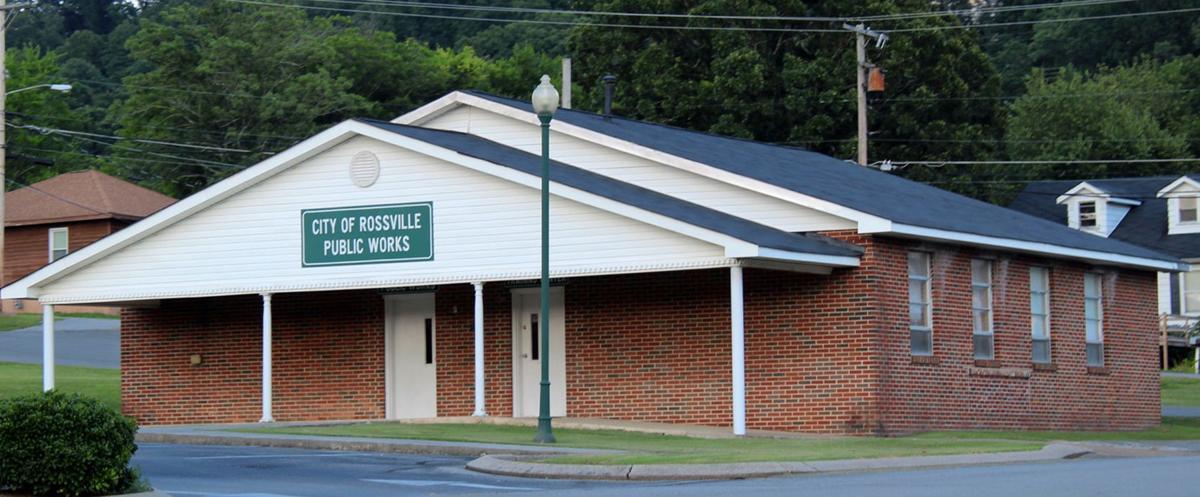 Rossville Public Works Department