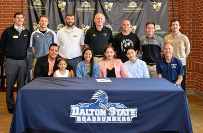 Morales signs with Dalton State