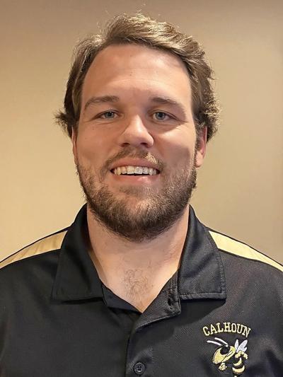 CHS Wrestling head coach Luke Green