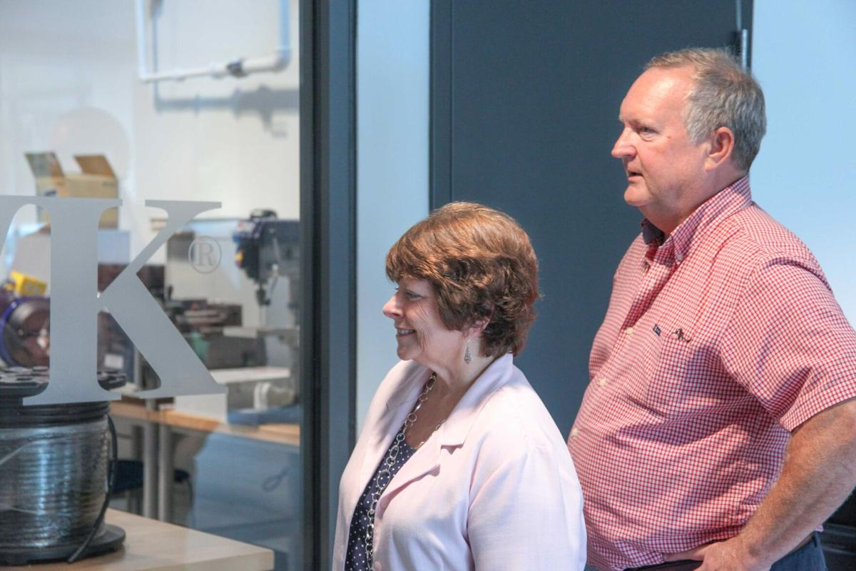 GNTC unveils the Mohawk Industrial Systems Lab