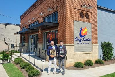 Local firm earns industry award for golf museum project