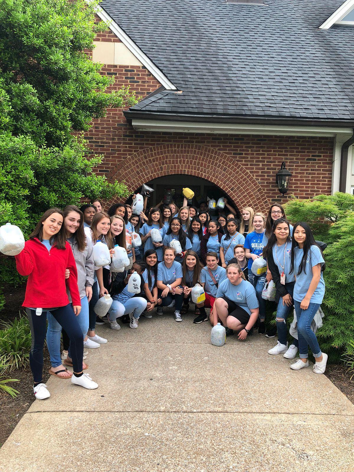 CMS SkillsUSA trip to Chattanooga