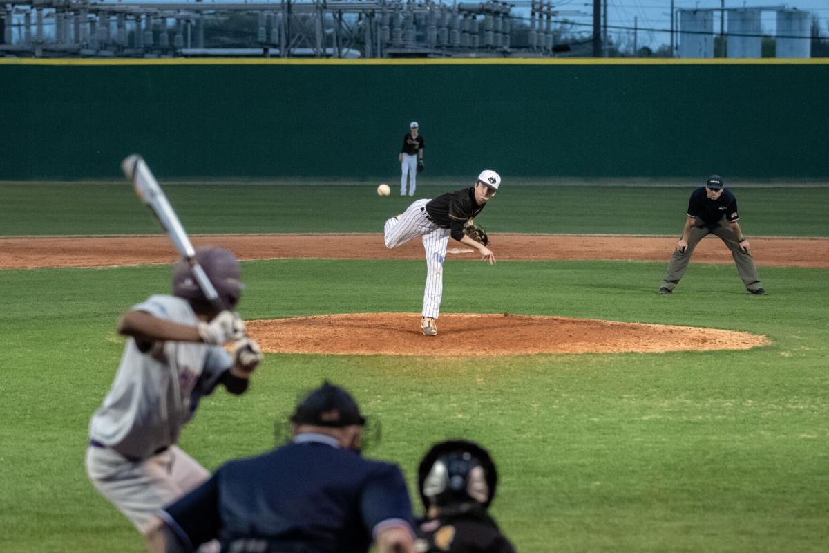 Calhoun baseball sweeps Hiram in region play