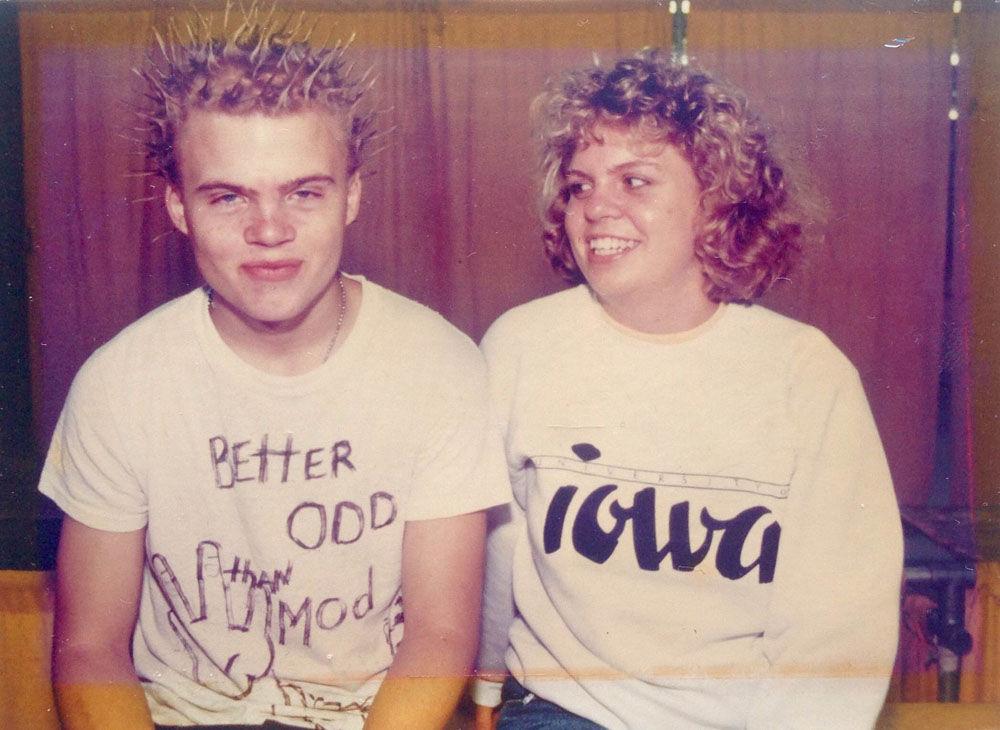 Tim and Kirsten Davis