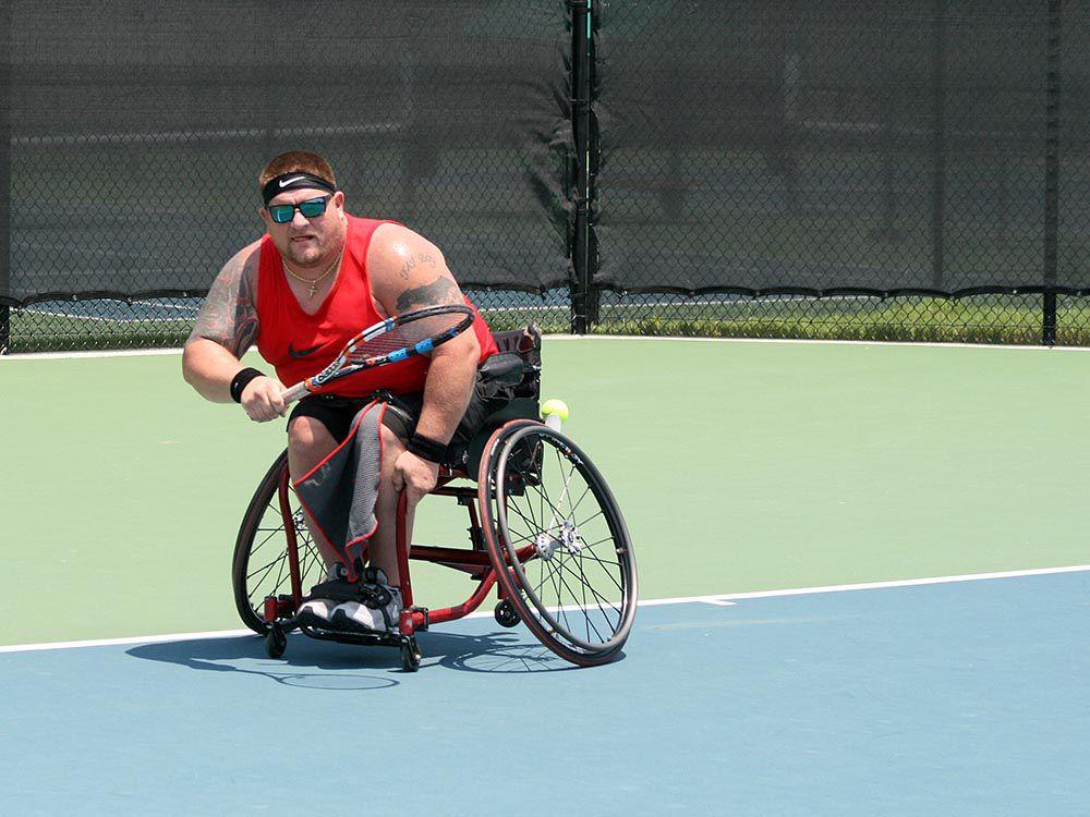 USTA Georgia Clocktower Wheelchair Classic in town this weekend