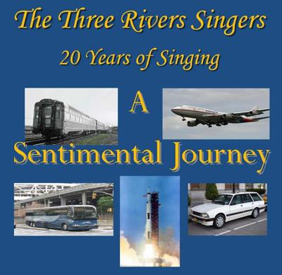 three rivers singers poster