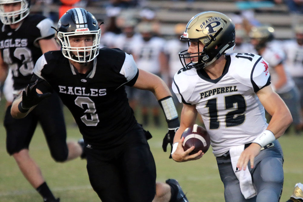 Coosa vs. Pepperell