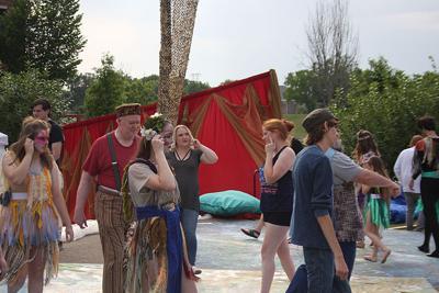 Rome Shakespeare Festival: 'A Midsummer Night's Dream'