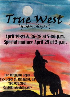 """""""True West"""""""