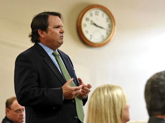 Attorney McCracken Poston