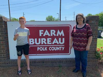 2020 Polk County Farm Bureau Essay Contest Winner