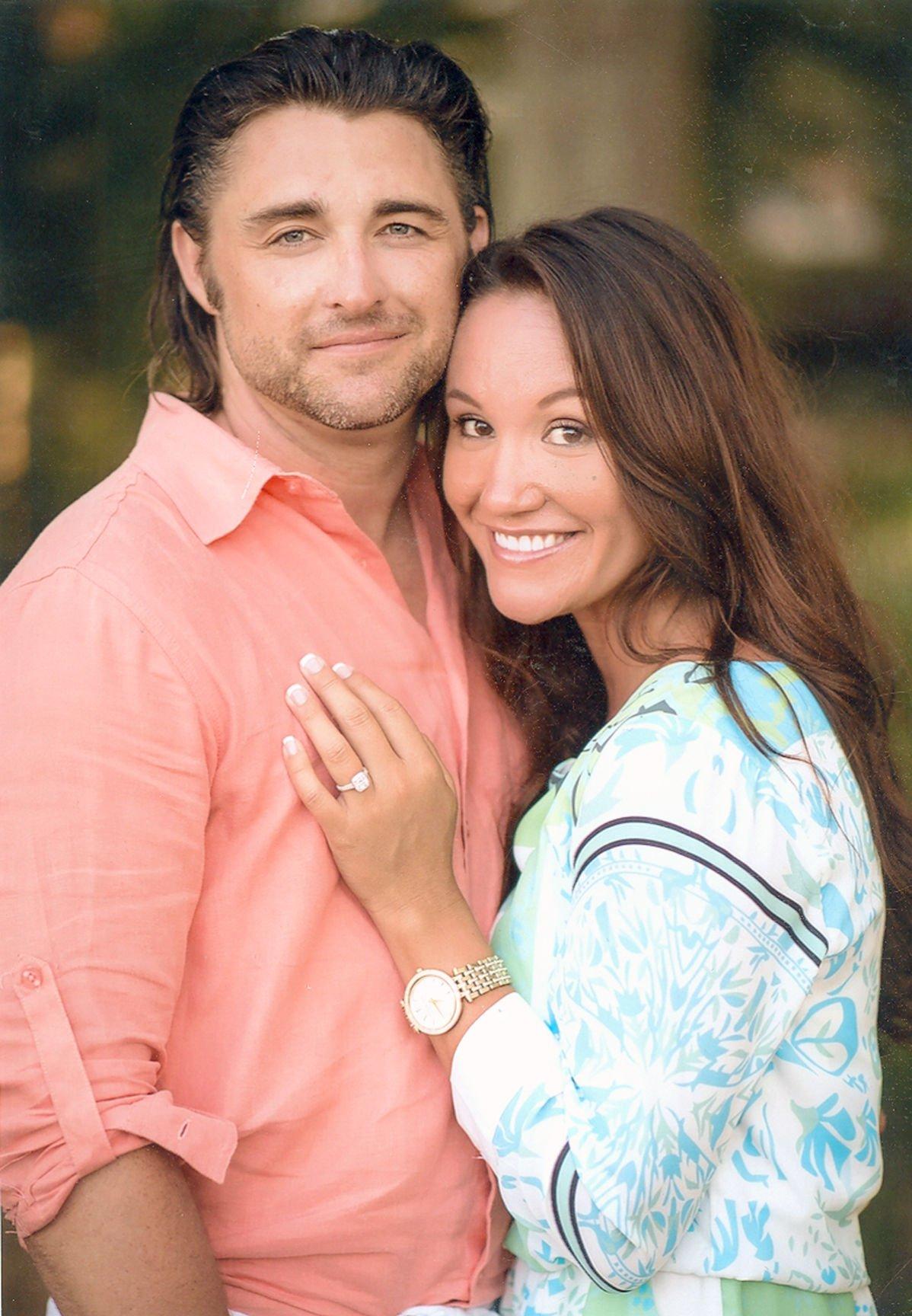 Joshua Cordle and Sara Gillianne