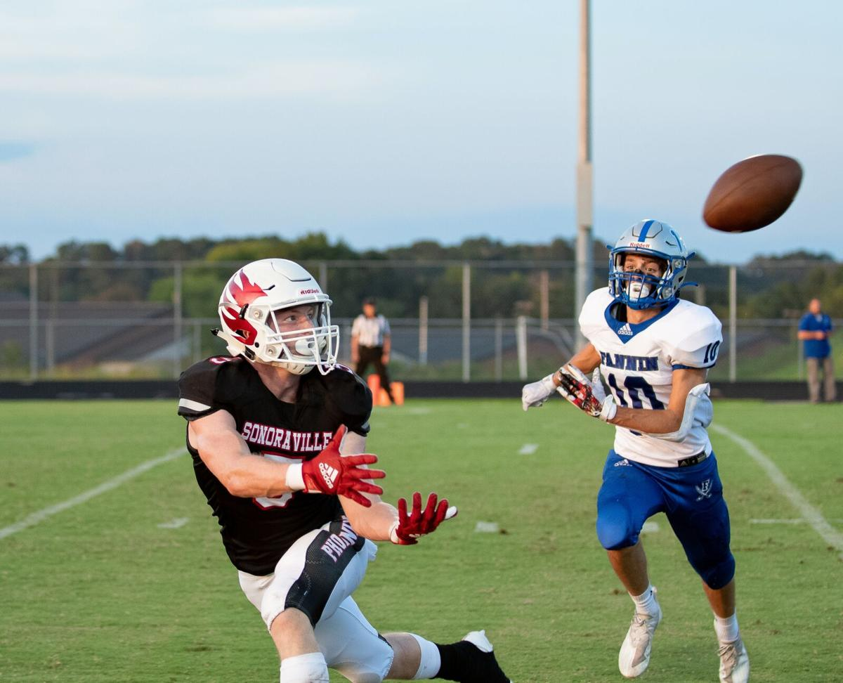 Big second half spurs Sonoraville to 32-0 victory