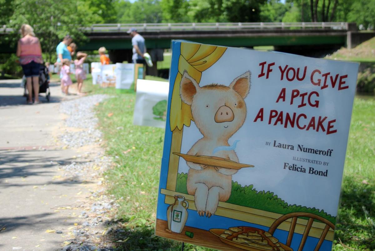 Rockmart Library holds summer reading kickoff