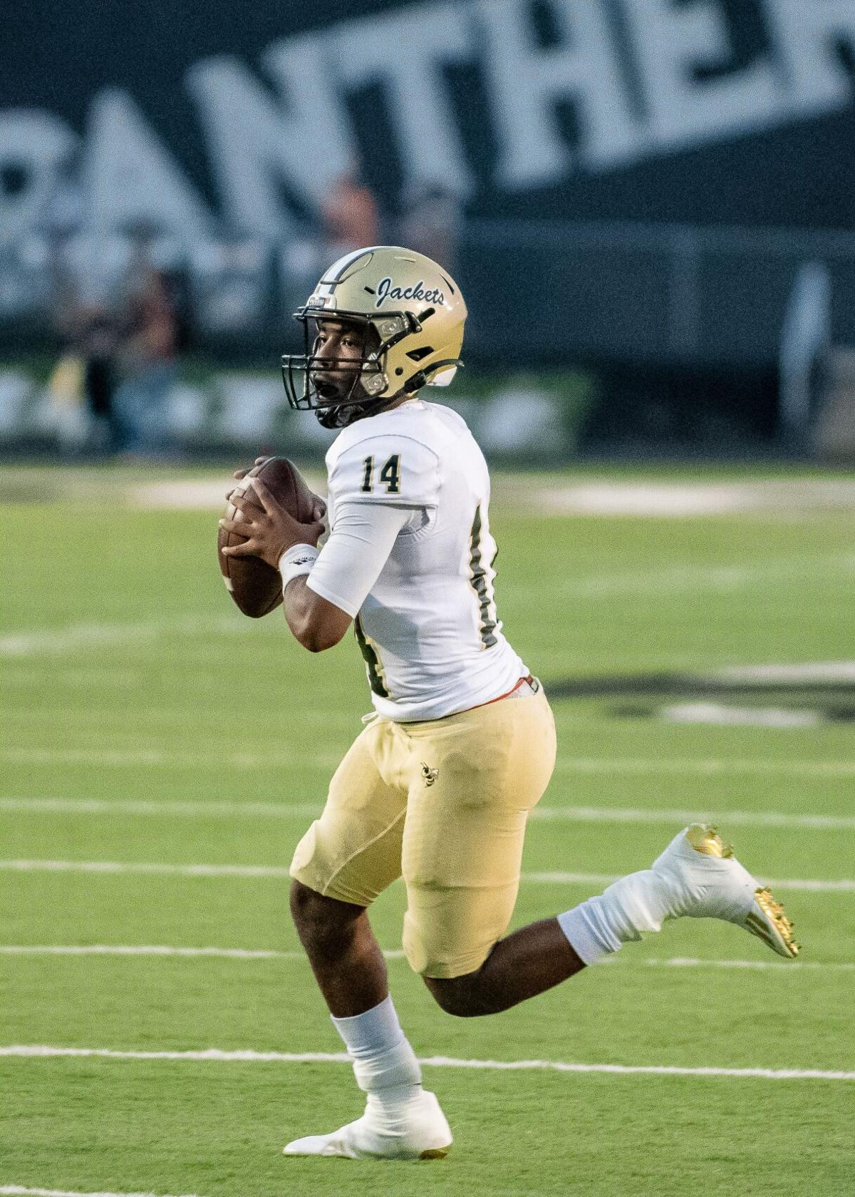 Jackets roll over Ridgeland on the road
