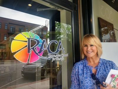 RACA Executive Director Ali Booker