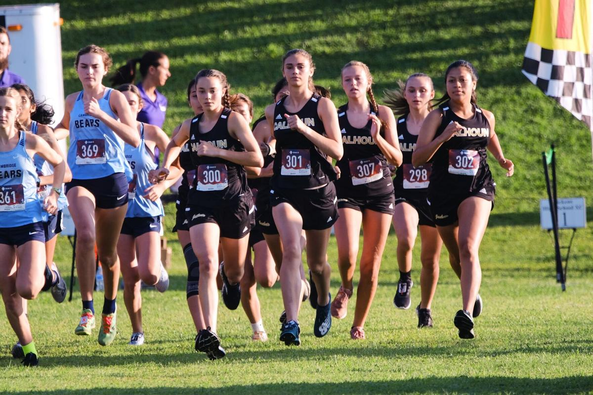 Calhoun runners start year at Pickens Preview