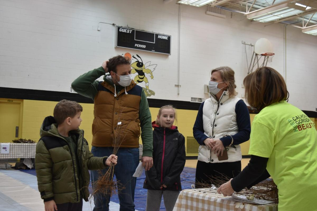 Arbor Day seedling giveaway sees large turnout