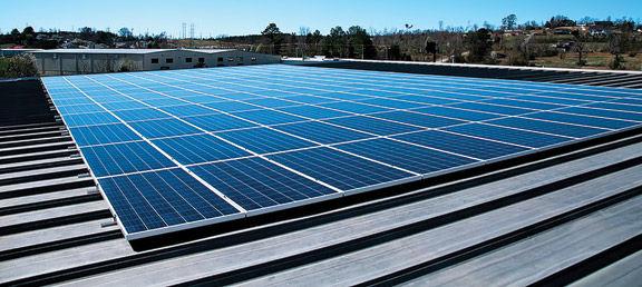 RTC solar panels