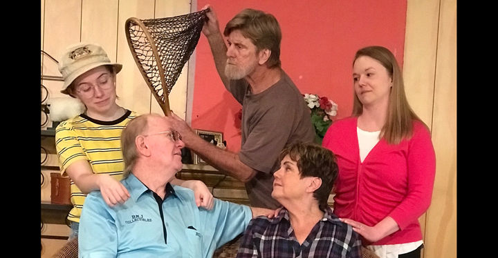 'On Golden Pond' to premier in Adairsville this weekend