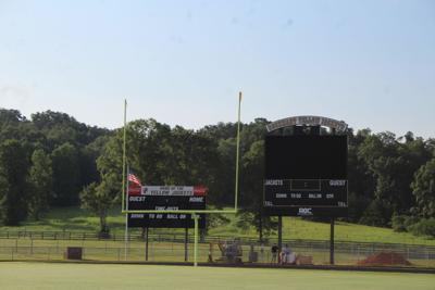 Rockmart scoreboard