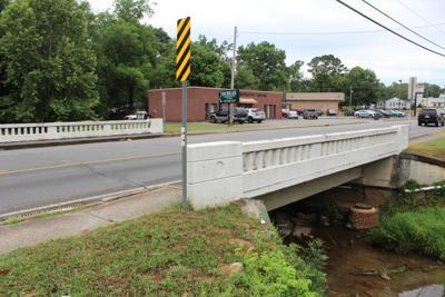 Bridge replacement in Cedartown