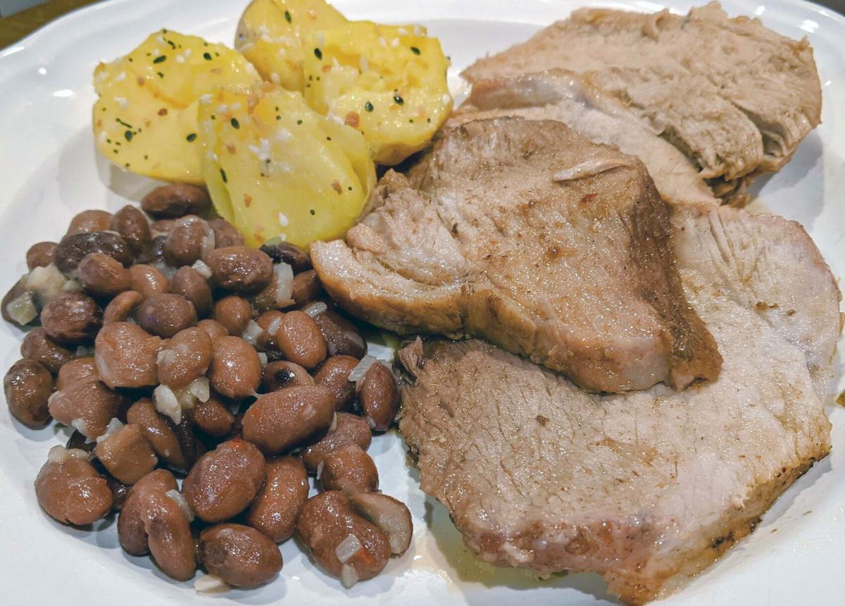 amy fischer pork and beans