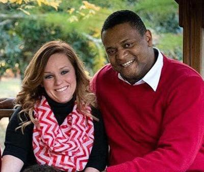 Tiffany Blanton and Jordan Askew