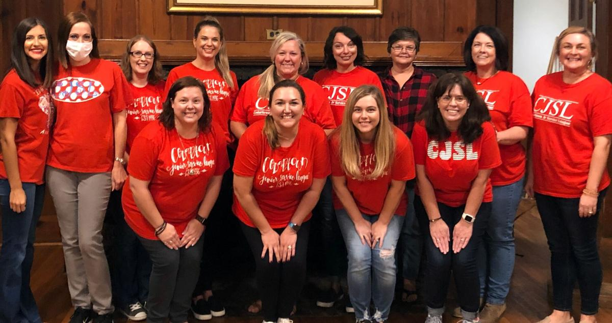 Cedartown Junior Service League selects officers, welcomes new members