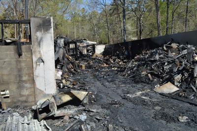 Cartersville fire