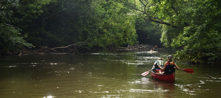 Etowah River Paddle Trip to raise funds to build boating trail