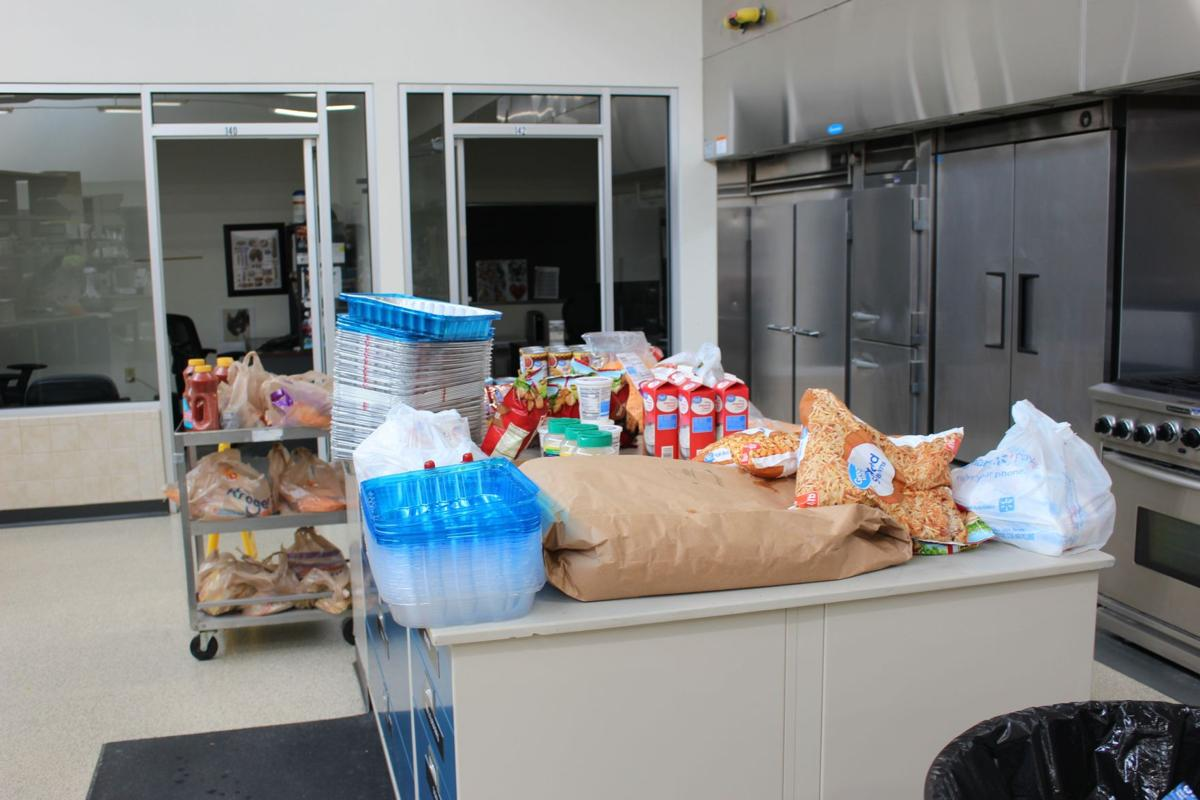 Kerry Plant employees donate 100 meals to Restoration Rome for foster families