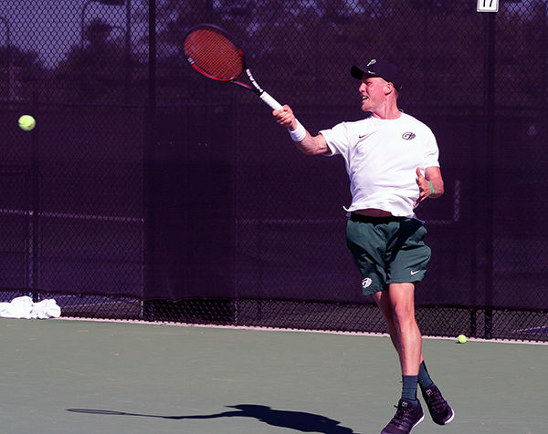 ITA Oracle Cup tennis tournament continues Saturday and Sunday