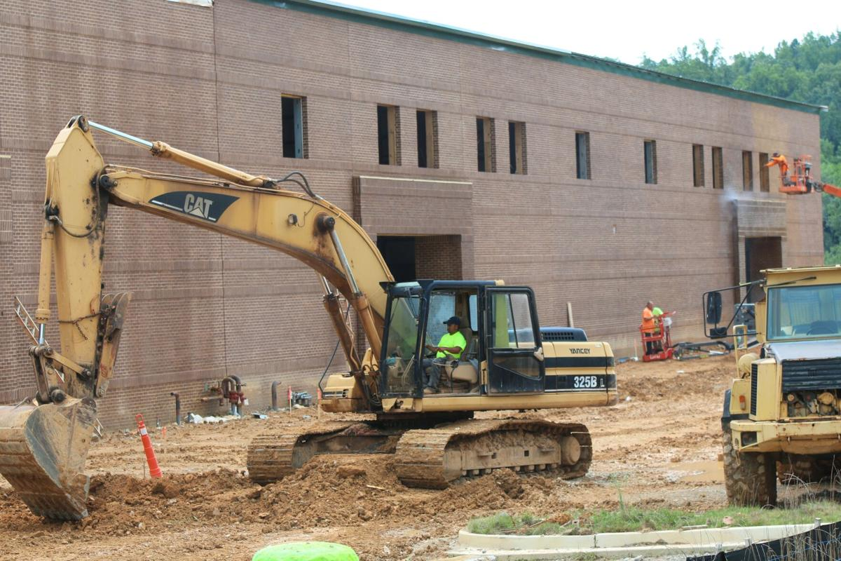 Rome's college and career academy taking shape
