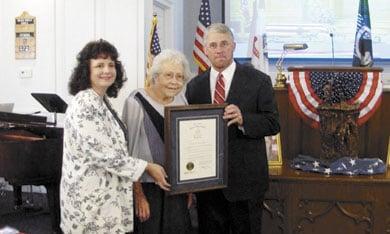 Doss Memorial Highway honors World War II hero