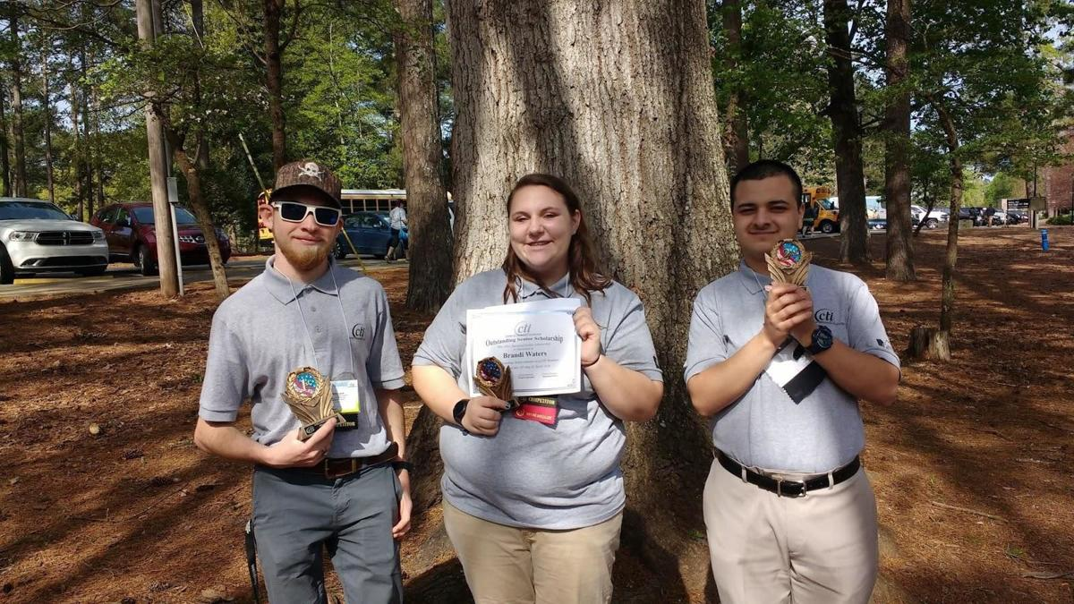 Floyd college and career academy students attend leadership conference