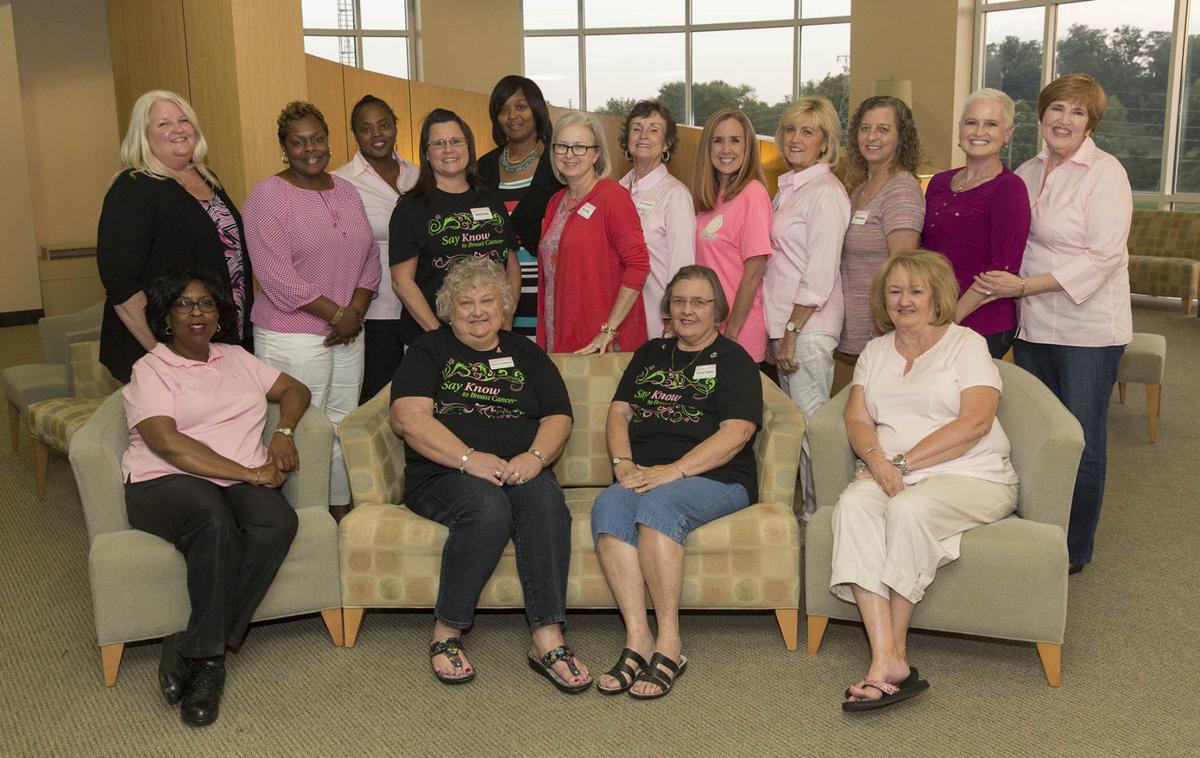 Breast Cancer Advocates program