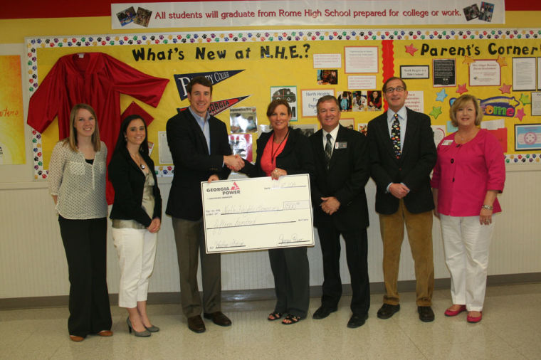 North Heights Elementary To Get Weather Center With Help