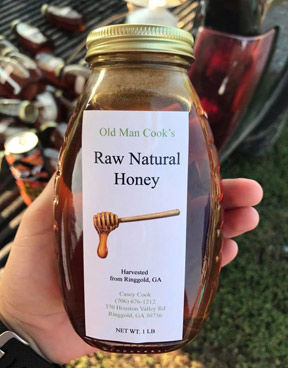Honey from Ringgold