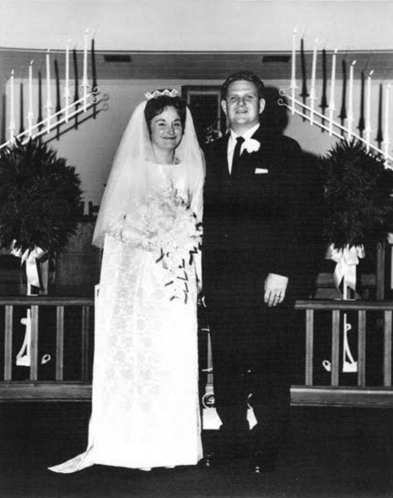Thresia and Bill Williams
