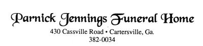 Parnick Jennings Funeral Home Cremation Services