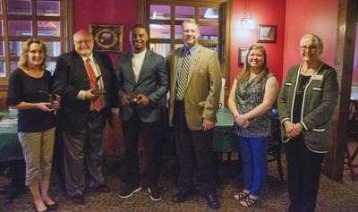 Shorter University presents distinguished alumni awards