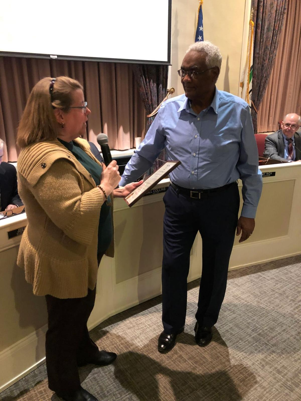 City recognizes 10 residents for Black History Month