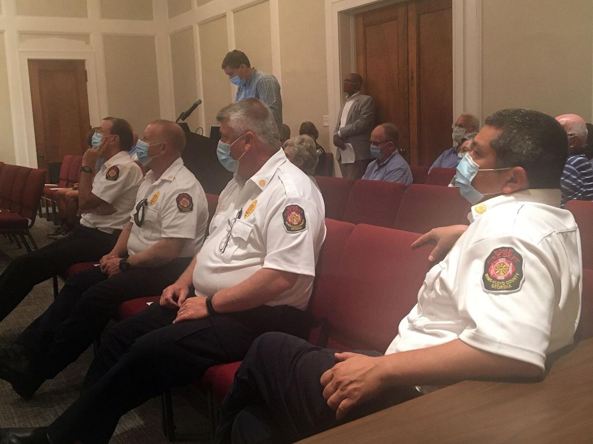 Pay raise for public safety personnel 2