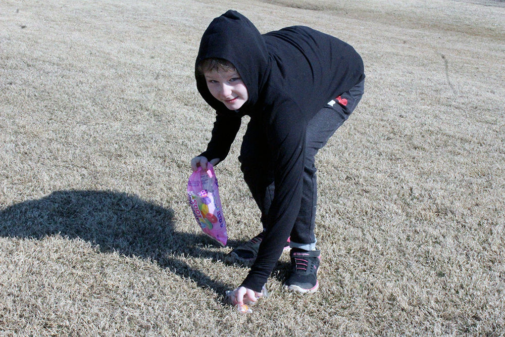 Kids get a jump on the Easter Bunny thanks to Rome Shrine Club